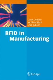 RFID in Manufacturing, Hardback Book