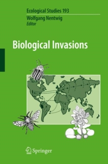 Biological Invasions, Paperback / softback Book