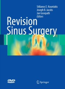 Revision Sinus Surgery, Mixed media product Book