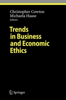 Trends in Business and Economic Ethics, Hardback Book