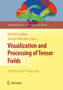 Visualization and Processing of Tensor Fields : Advances and Perspectives, Hardback Book