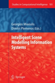 Intelligent Scene Modelling Information Systems, Hardback Book
