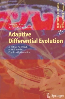 Adaptive Differential Evolution : A Robust Approach to Multimodal Problem Optimization, Hardback Book