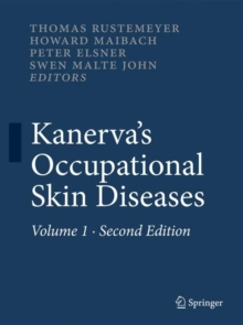 Kanerva's Occupational Dermatology, Mixed media product Book
