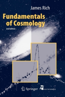 Fundamentals of Cosmology, Hardback Book