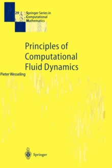 Principles of Computational Fluid Dynamics, Paperback / softback Book