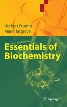 Essentials of Biochemistry, Hardback Book