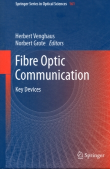 Fibre Optic Communication, Hardback Book