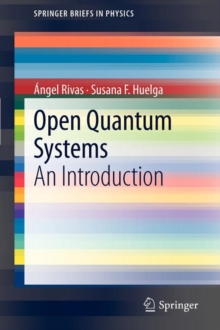 Open Quantum Systems : An Introduction, Paperback Book