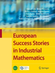 European Success Stories in Industrial Mathematics, Paperback Book
