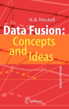 Data Fusion: Concepts and Ideas, Hardback Book