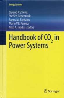 Handbook of CO2 in Power Systems, Hardback Book
