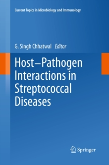 Host-Pathogen Interactions in Streptococcal Diseases, Hardback Book