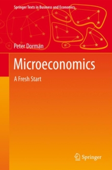 Microeconomics : A Fresh Start, Hardback Book