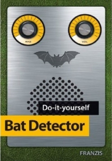 Franzis Make your own Bat Detector Kit & Manual, Kit Book