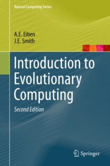 Introduction to Evolutionary Computing, Hardback Book