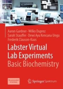 Labster Virtual Lab Experiments: Basic Biochemistry, Mixed media product Book