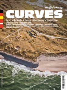Curves: Germany's Coastline | Denmark, Paperback / softback Book