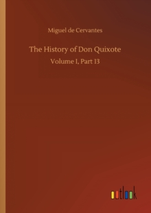 The History of Don Quixote, Paperback Book