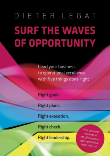 Surf the Waves of Opportunity, Paperback / softback Book