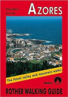 Azores walking guide 77 walks, Paperback / softback Book