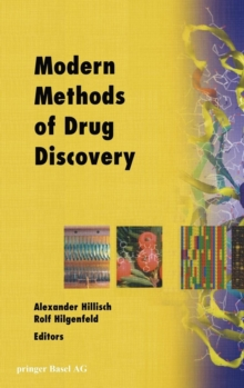 Modern Methods of Drug Discovery, Hardback Book