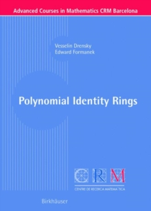 Polynomial Identity Rings, Paperback Book