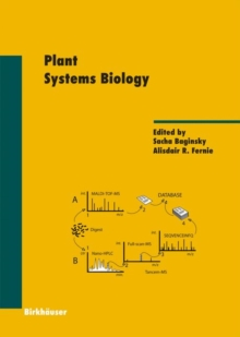 Plant Systems Biology, Hardback Book