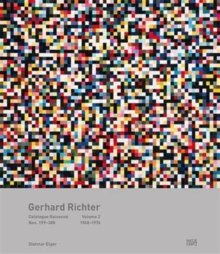 Gerhard Richter Catalogue Raisonne. Volume 2 : Werknummern 199-3881968-1976, Hardback Book
