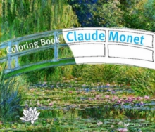 Colouring Book Monet, Paperback Book