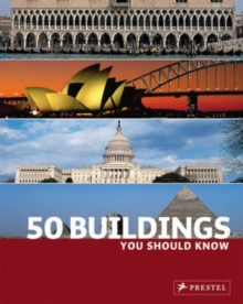 50 Buildings You Should Know, Paperback Book