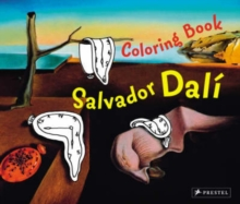 Colouring Book Dali, Paperback Book