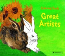 Great Artists Coloring Book, Paperback / softback Book