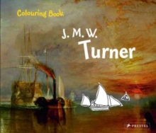 Turner : Colouring Book, Paperback Book