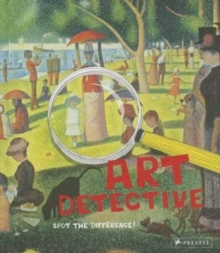 Art Detective: Spot the Difference!, Hardback Book