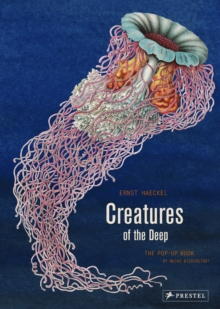 Creatures of The Deep: The Pop-up Book, Hardback Book