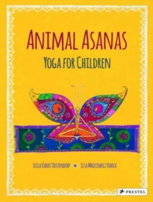 Animal Asanas: Yoga For Children, Hardback Book