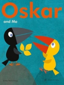 Oskar and Mo, Hardback Book