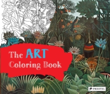 The Art Colouring Book, Paperback / softback Book