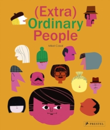 My Town's (Extra) Ordinary People, Hardback Book