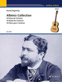 Albeniz Collection : 10 Pieces for 2 Guitars, Paperback / softback Book