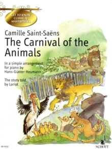 CARNIVAL OF THE ANIMALS, Paperback Book