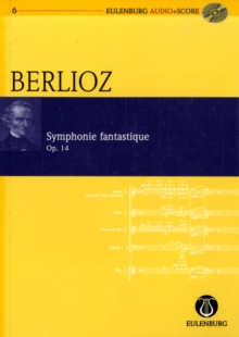 Symphonie Fantastique Op. 14, Mixed media product Book