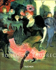 Toulouse Lautrec: Basic Art Album, Paperback Book