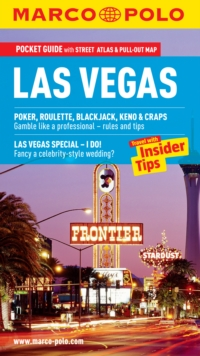 Las Vegas Marco Polo Pocket Guide, Mixed media product Book