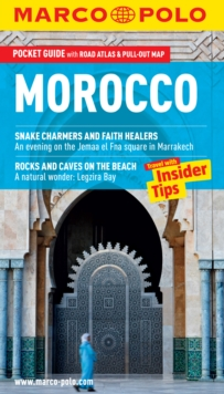 Morocco Marco Polo Pocket Guide, Mixed media product Book