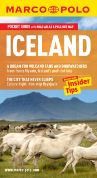Iceland Marco Polo Guide, Paperback Book