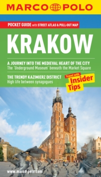 Krakow Guide, Paperback / softback Book