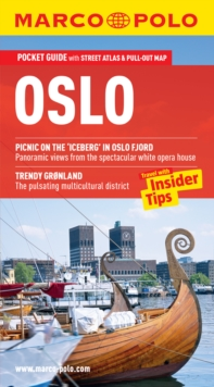 Oslo Marco Polo Guide, Mixed media product Book