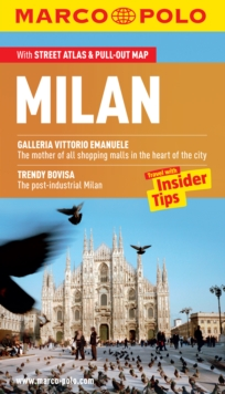 Milan Marco Polo Guide, Mixed media product Book